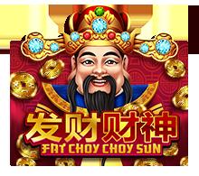 รีวิวเกมสล็อต Fat Choy Choy Sun