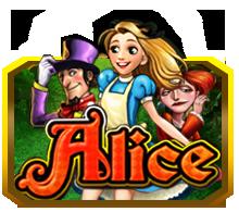 รีวิวสล็อต Alice in wonderland Joker