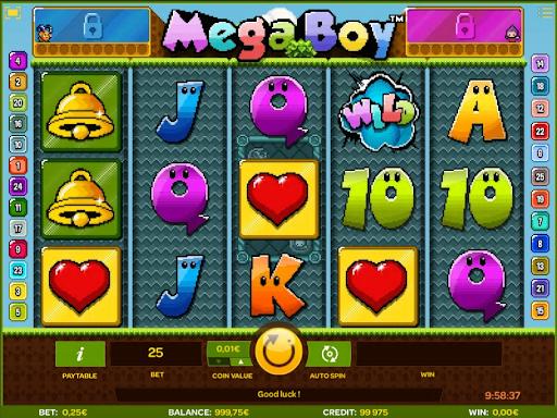 แจกเครดิตฟรี ด้วยเกม สล็อต Mega Boy สุดน่ารัก