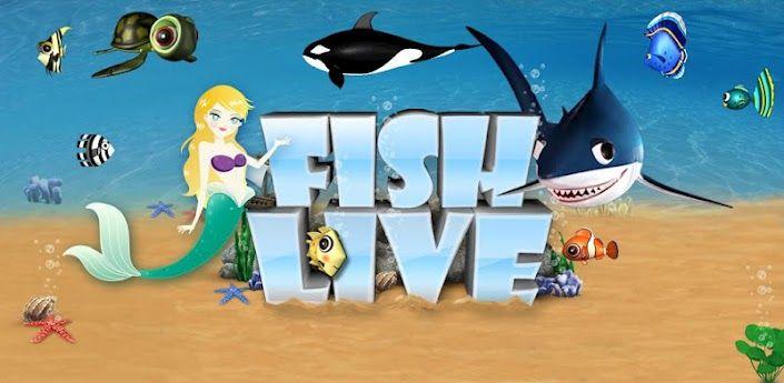 เกม fish live