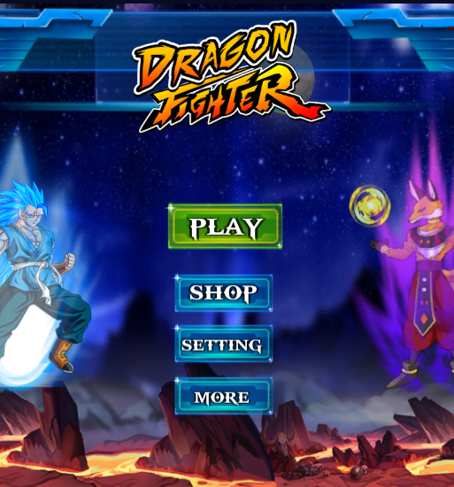 Dragon Fighter Game