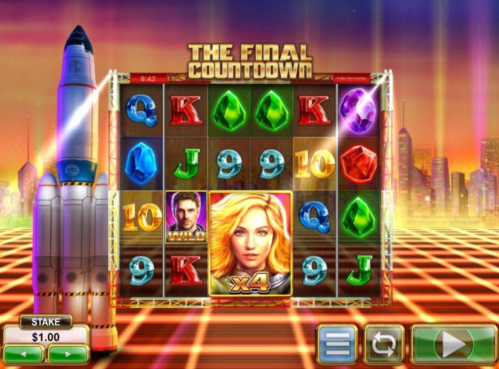 แนะนำThe Final Countdown เกมส์โบนัสปัง