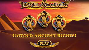 แนะนำสล็อตJewel Scarabs เกมส์ใหม่มาแรงโบนัสเทพ