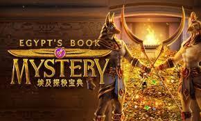 แนะนำEgypt's Book of Mystery เกมสล็อตสุดมันส์อย่างปัง